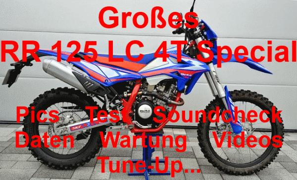 Großes RR 125 Special