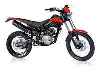 Urban125 Red 200